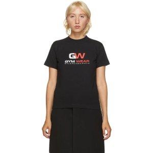 BalenciagaLogo T恤