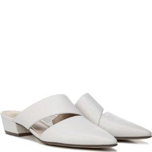 Naturalizer尖头穆勒鞋