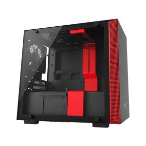 $$64.99NZXT H200 Mini-ITX 侧透 黑红色 小型机箱