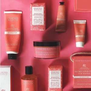 $22 ($28 value)Travel Kit Sale @ Crabtree & Evelyn
