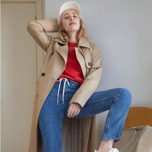 4折起 €9收纯色T恤Everlane 夏日鞋服清仓 高级性冷淡风 低调简约舒适百搭