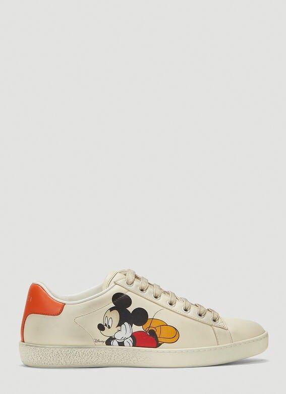 X Disney 小白鞋