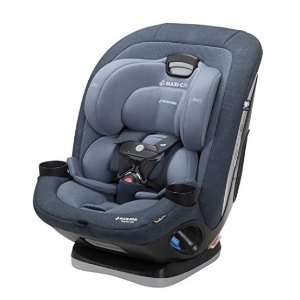 Maxi-Cosi Magellan Max All-in-One Convertible Car Seat with 5 Modes and Magnetic Chest Clip