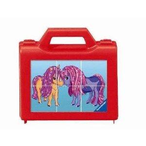 plushibleRavensburger Pony Love (6 pc Cube Puzzles)