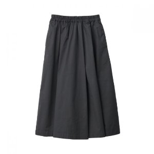 Women Organic Cotton Stretch High Density Weave Easy Cropped Wide Pants