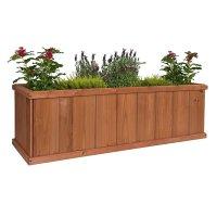 Greenstone 实木种植花床 48