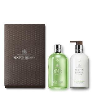 Molton BrownLily & Magnolia Blossom Shower Gel & Lotion Gift Set