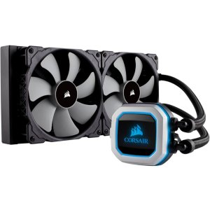 CORSAIR Hydro Series 280mm Liquid Cooling System