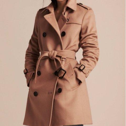4.7折起+额外6折 $322收棉服逆天价:Burberry 成衣折上折 经典风衣、羊绒大衣参加