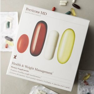 Perricone MDHealth & Weight Management Supplements