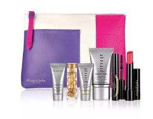 FREE 7pc beauty gift with any $50 Elizabeth Arden purchase