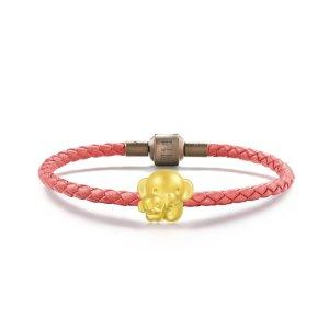 Charme 'Cute & Pets' 999 Gold Elephant Charm | Chow Sang Sang Jewellery eShop