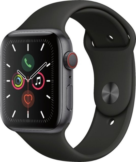 Apple Watch Series 5 (GPS + Cellular) 44mm