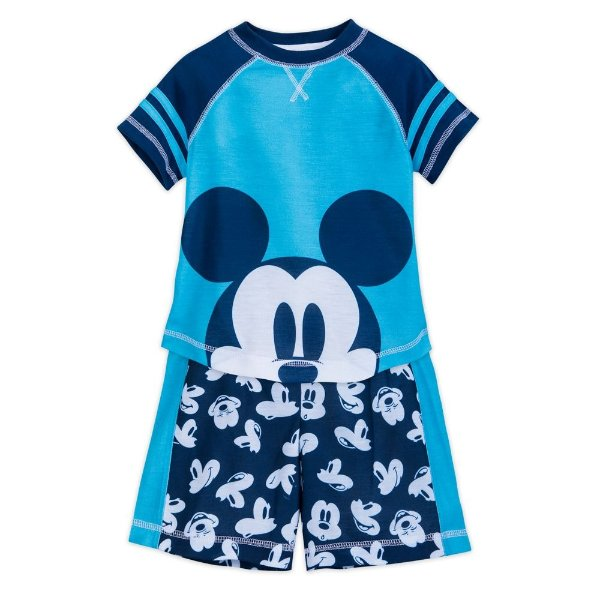 Mickey Mouse 男童睡衣套装
