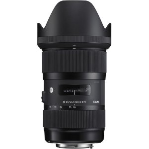$549Sigma 18-35mm f/1.8 DC HSM Art 镜头