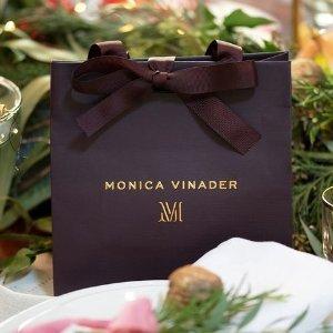 5折起+折上9折 €81收友谊手链Winter Sale:Monica Vinader 大促来袭 快来淘精致手绳 比黑五低