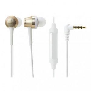 Audio-Technica ATH-CKR70iSCG Hi-Res Earphones