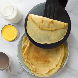 """Moss & Stone 8"""" Electric Crepe Maker"""