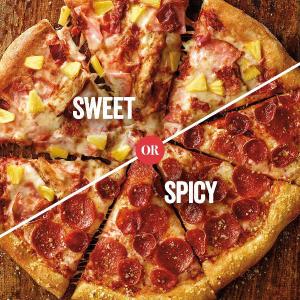 线上点餐无门槛7折Marco's 正价菜单披萨限时优惠活动,自选配料款也参加