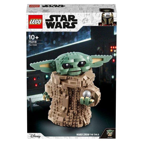 星球大战::Baby Yoda (75318)
