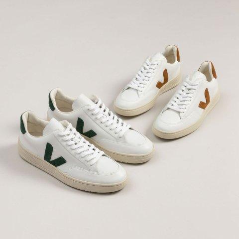 全场8.5折 $119收帆布小白鞋VEJA 法式小白鞋专场 $161收封面红尾小白鞋