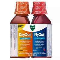 Vicks DayQuil & NyQuil 重症感冒糖浆