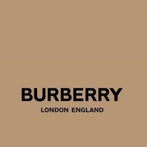 低至5折+额外8折 £532收双肩包Burberry 精选美包大促 经典tote、双肩包都有