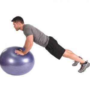 $8.00(原价$16.99)Calm 家庭健身瑜伽球促销