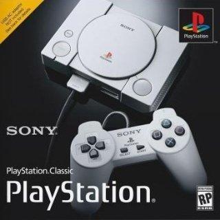 $29.99(原价$99.99)Sony PlayStation Classic PS1 主机