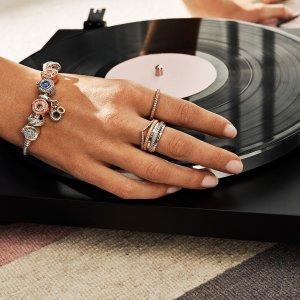 $65收小雏菊戒指PANDORA Jewelry 精选时尚戒指热卖