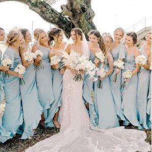 低至$69+会员立减$20David's Bridal 精选伴娘礼服热卖 多色多款可选