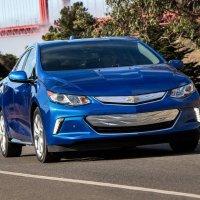 2019 Chevrolet Volt 插电混动车