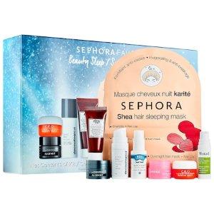 $95,送中样好礼上新:SEPHORA FAVORITES 丝芙兰精选 夜间护肤套装