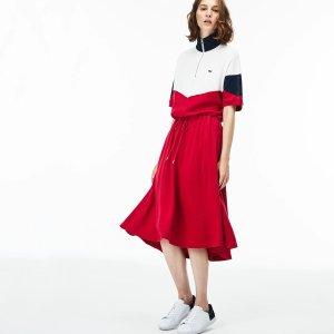 LacostePolo连衣裙