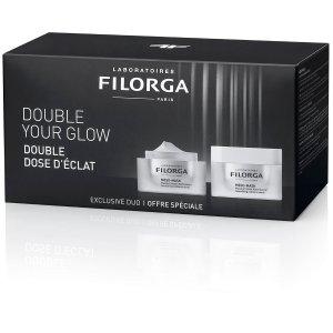 变相5折!黑五提前享:Filorga 超值套装专场 十全大补双正装仅$81