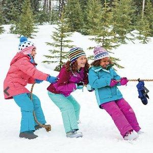 雪靴 $7.97 (原价 $79.95)Lands' End 儿童清仓区额外8折 滑雪服 $23.99起