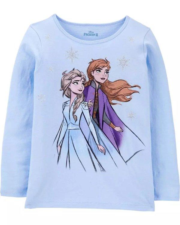 儿童 Frozen 2  T恤