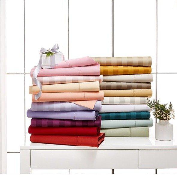 纯棉床单3件套 多色可选