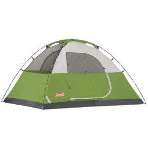 Coleman Sundome 4-Person Dome Tent
