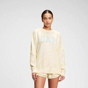 GapLogo Crewneck Sweatshirt