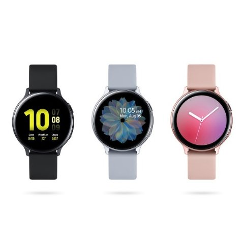 40mm $149.99, 44mm $169.99Samsung Galaxy Watch Active2 Smartwatch
