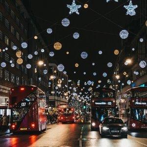 低至3.5折 成人票£14/人伦敦圣诞赏灯巴士之旅热促中 每逢这时的伦敦最美