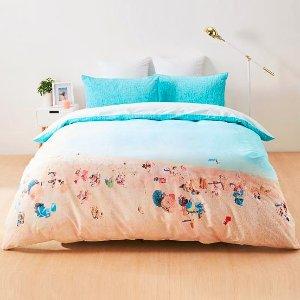低至$8 + 免邮Target官网 床上用品套装特卖