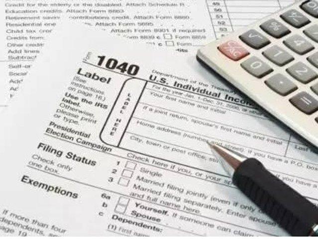 超简单DIY报税攻略 含学生党福利呦