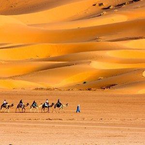 $1299起  入住体验沙漠帐篷9天摩洛哥跟团游 含机票+酒店+餐食+交通等