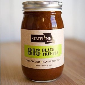 Truffle Shuffle x 816 Stateline BBQ Sauce