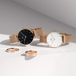As low as $85Select Daniel Wellington Watches