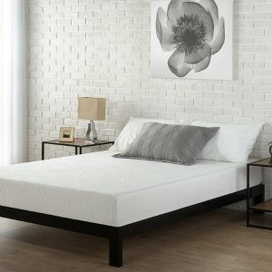 $158Zinus Pressure Relief Memory Foam Mattress