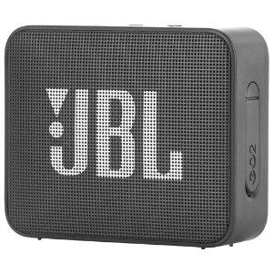 JBLGO 2 Waterproof Bluetooth Wireless Speaker - Black