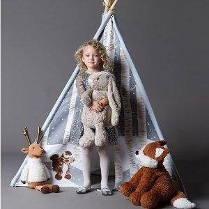 满$200减$50 变相7.5折即将截止:Neiman Marcus 高端儿童玩具用品促销,Jellycat、瑞士米高滑板车也参加